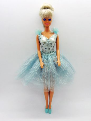 Barbie My First Barbie A Glittering Ballerina 1991 Vintage Colección