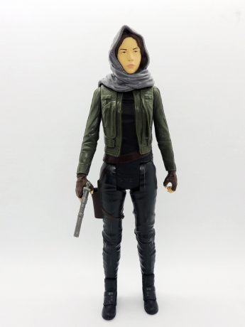 Star Wars Jyn Erso Rogue One Disney Store Pack Hasbro Colección