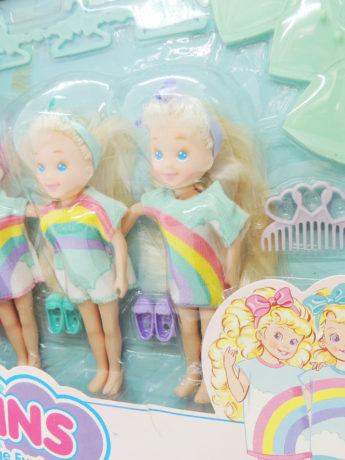 Quints Cousins 3 In 1 Tennage Fun Triplet Babysisters For The Quints Tyco Antiguo Retro Vintage Colección