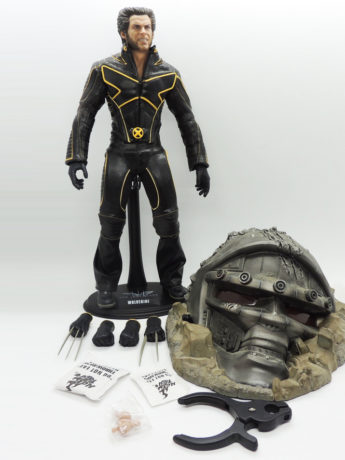 X-Men The Last Stand Wolverine 1/6 Limited Edition Hot Toys Colección