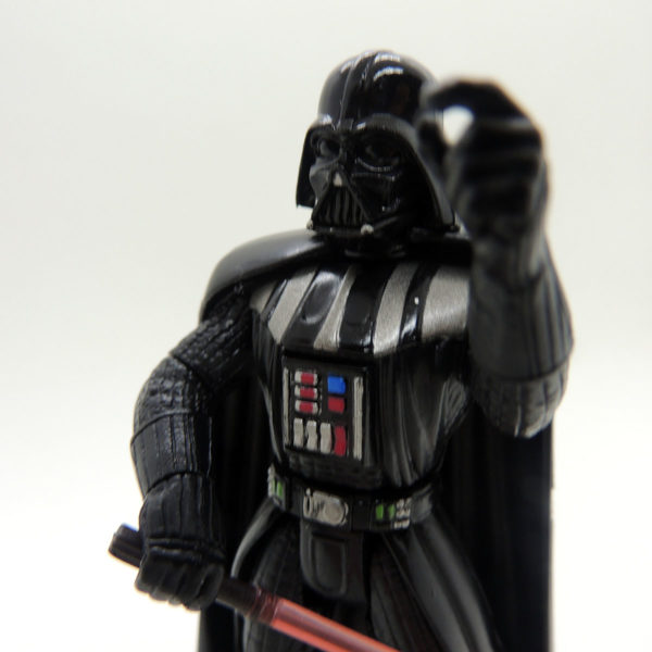 Star Wars Darth Vader Removable Helmet The Power Of The Force Kenner 1998 Antiguo Retro Vintage Colección