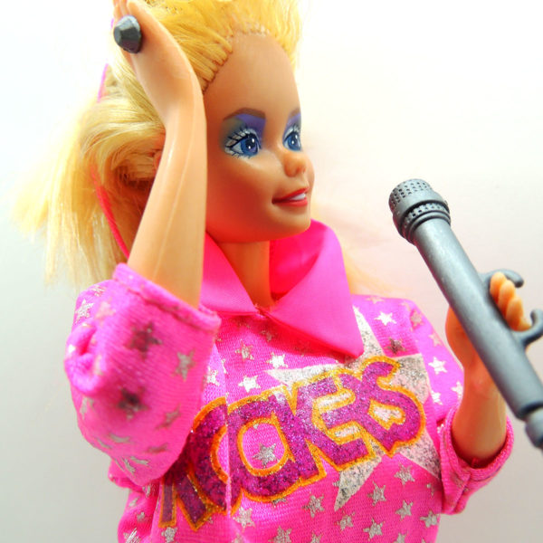 Barbie And The Rockers Real Dancing Action 1986 Mattel
