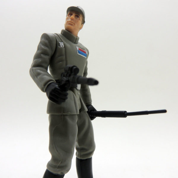 Star Wars Admiral Piett The Power Of The Force Kenner 1998 Antiguo Retro Vintage Colección