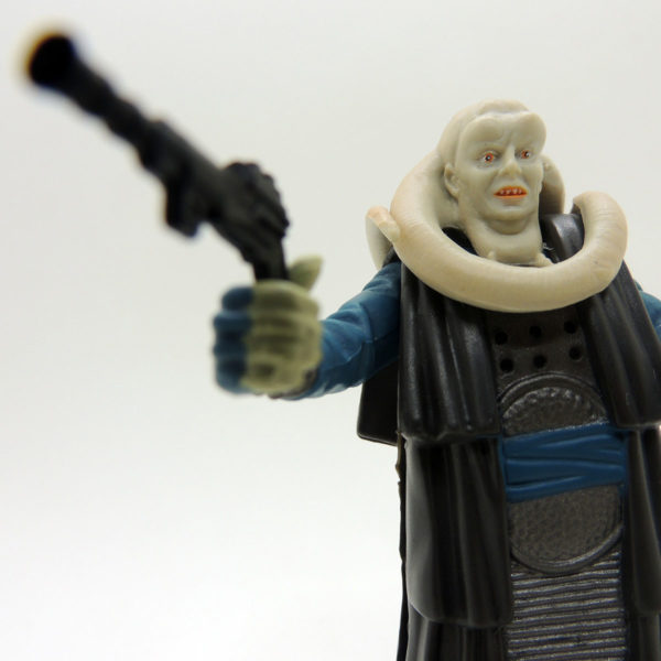 Star Wars Bib Fortuna The Power Of The Force Kenner 1997 Antiguo Retro Vintage Colección