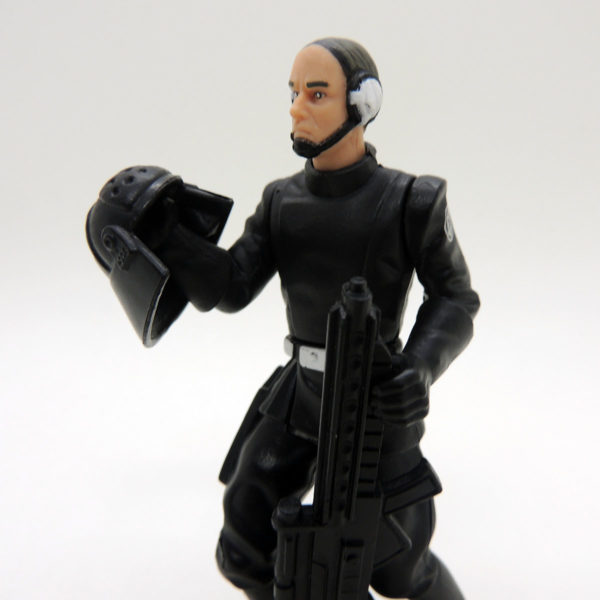 Star Wars Death Squad Commander The Power Of The Force Kenner 1998 Antiguo Retro Vintage Colección