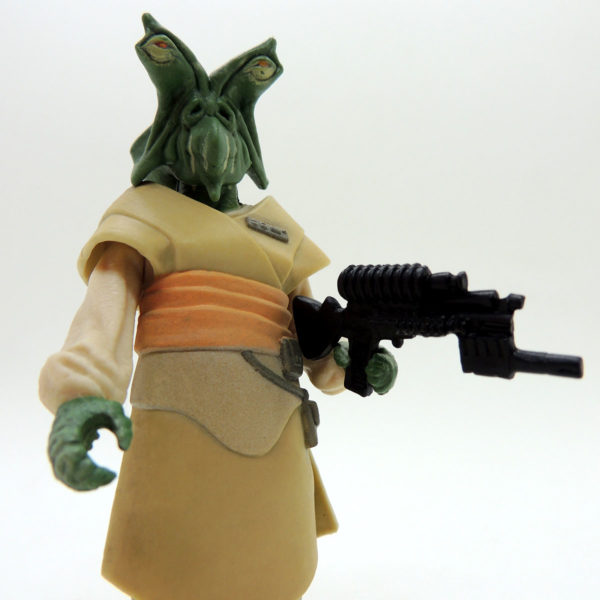 Star Wars Ishi Tib The Power Of The Force Kenner 1998