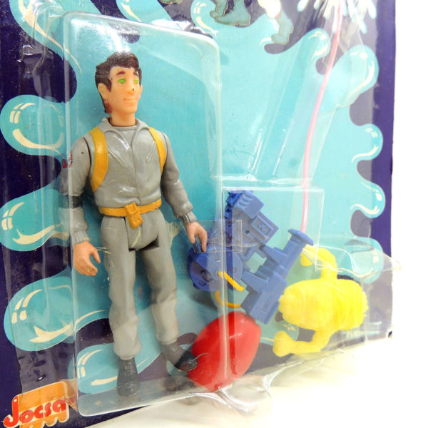 Ghostbusters Peter Venkman Ice Ghost Cambia Color Jocsa